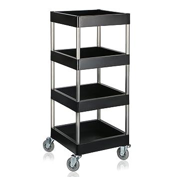 Contenedores de almacenamiento segbeauty utilidad carro para salón de belleza Spa peluquería, organizador de cajones con ruedas para carrito, manicura ...