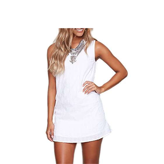 ZackZK Fashion White One Shoulder Dress Women Party Dresses Chic Brief Spring Beach Dress Vestidos 8563