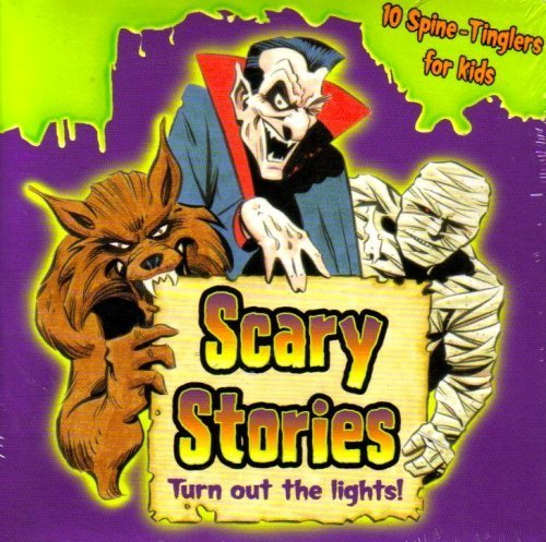 Scary Stories - Turn out the lights! (Turn Out The Light Turn Out The Light)