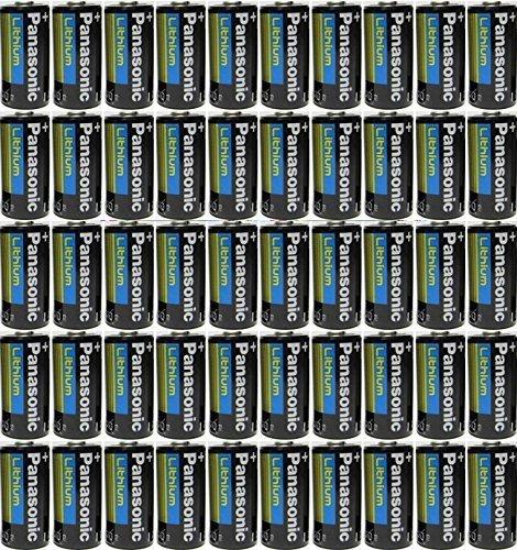 panasonic 123 lithium - 4