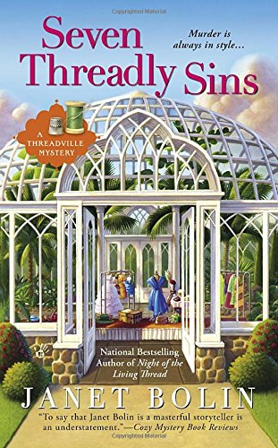 Seven Threadly Sins (A Threadville Mystery)