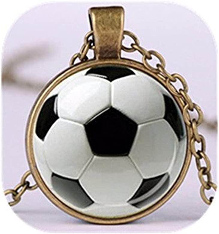 Colgante de balón de fútbol para jugador deportivo, diseño de ...