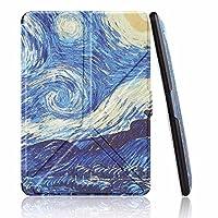 Capa Case Kindle Paperwhite WB Auto Liga/Desliga - Origami Van Gogh