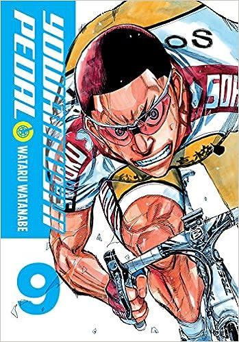 Yowamushi Pedal, Vol. 9 por Wataru Watanabe