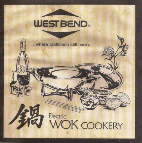 Electric Wok Cookery