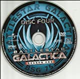 Battlestar Galactica Season 1 Disc 4 Replacement Disc!