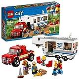 Lego 60182 City Vehicles Pickup and Caravan