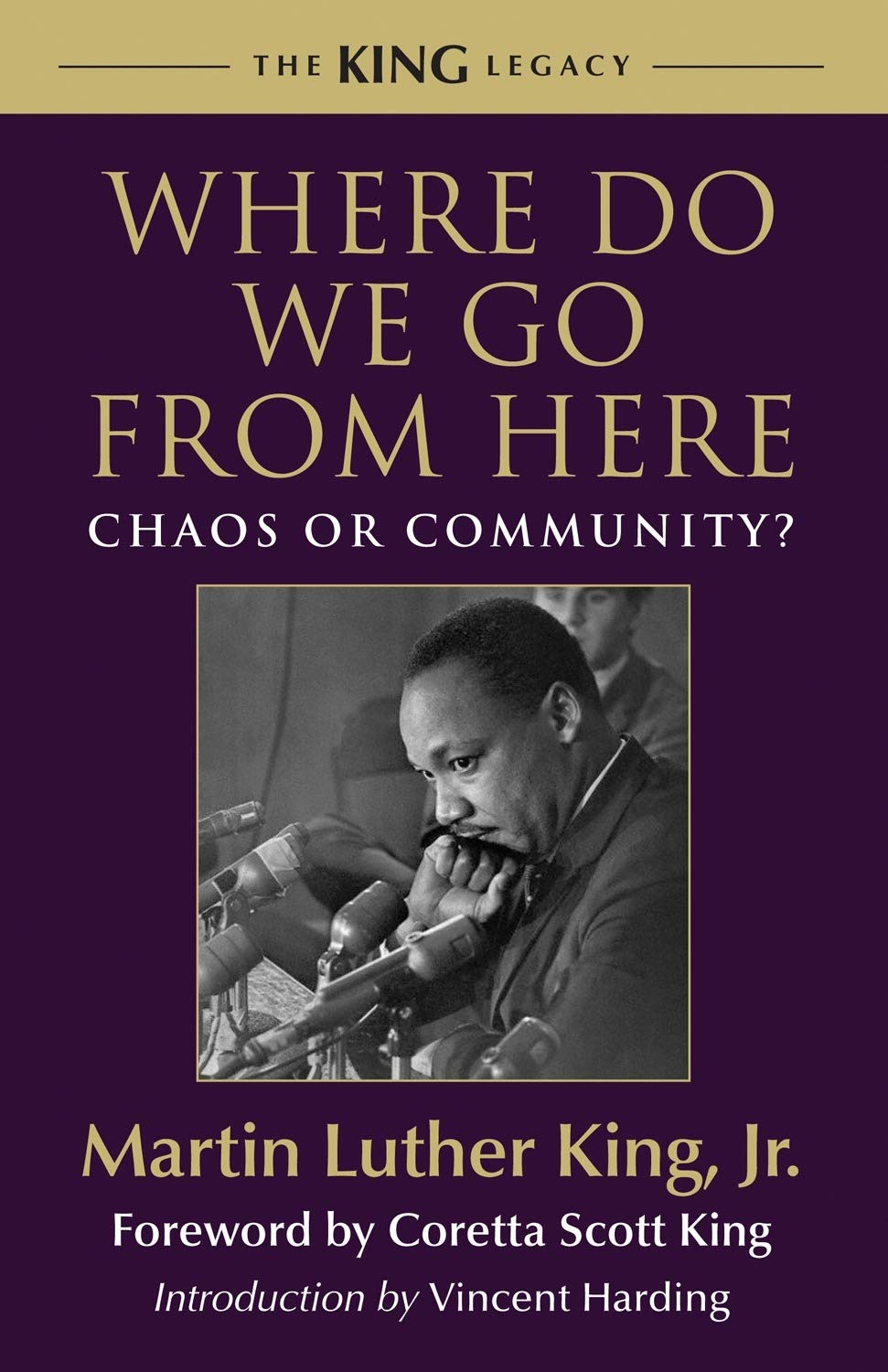 where do we go from here chaos or community
