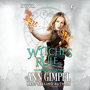 Witches Rule Audiobook