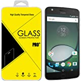 Motorola Moto G5 Plus Tempered Glass, Motorola Moto G5 Plus Screen Guard, Tempered Glasses by Hupshy