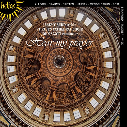 Hear my prayer - Scott Jeremy Uk