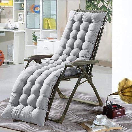 Longshow Recliner Cushions - Chaise Longue Cushion Rocking Chair Cushion Sofa Cushion Tatami Mat Window Mat Seat Cushion Resists UV
