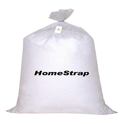 HomeStrap 500 Grams Medium Density Bean Bag Refill