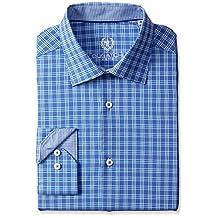 BUGATCHI Men's Matteo Dress Shirt