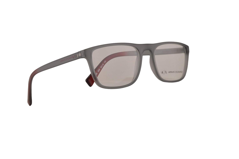 Amazon.com: Armani Exchange AX3054 - Gafas de ojo (55-19-145 ...
