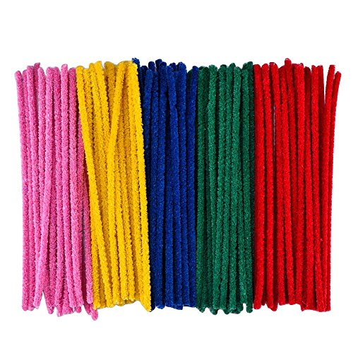 eBoot Cleaners Chenille Assorted Colors