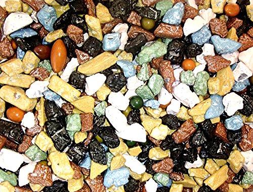 Chocorocks Chocolate Rocks - Candy Coated Chocolate Rocks 1 Pound (16 - Candy Stone