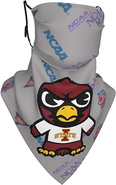 NACC Mask College Team Logo Neck Gaiter Bandana Face Mask Half scarf Balaclava