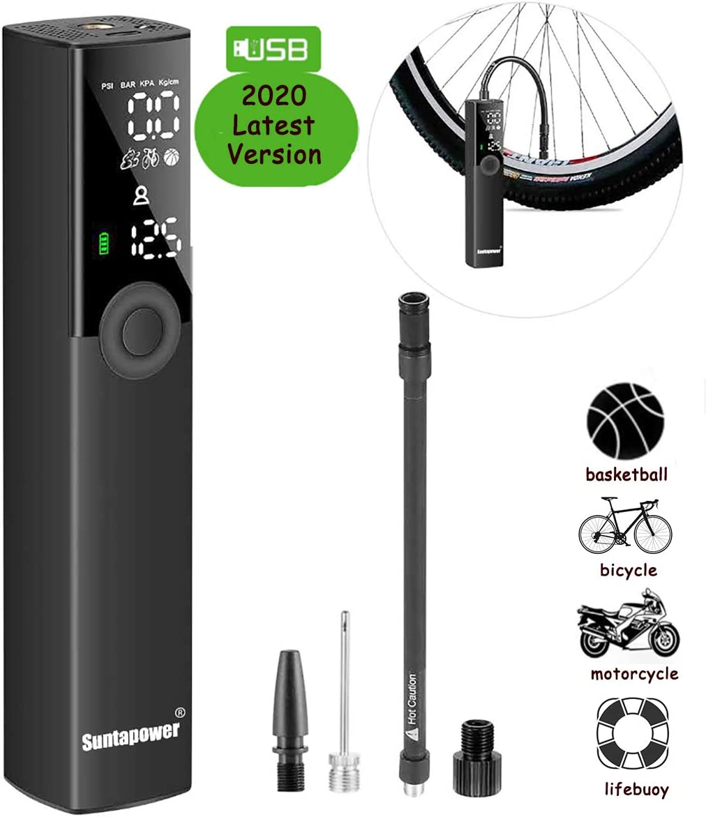 Details about  /DUUTI Bicycle Bike Tyre Air Pumps Portable Nylon Mini Cycling 120 PSI Inflator
