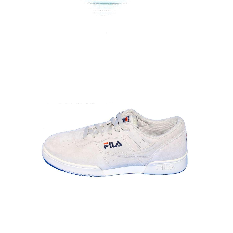 d8c9b731bc Fila 1010259 scarpe scarpe scarpe da ginnastica Uomo Ghiaccio 44 ...