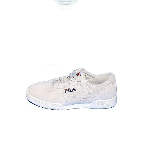 Fila 1010259 Sneakers Uomo Ghiaccio 43  Amazon.it  Scarpe e borse e1e333e42a4