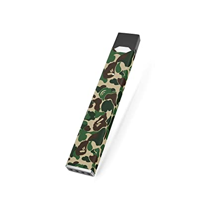 JUUL Skin | Wrap | Sticker | Premium Vinyl | Bubble-Free | Scratch Protect  | Personalize | BPE CAMO Design Hype Luxury Quality