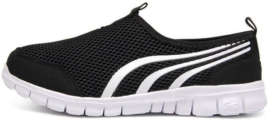 Moving Ahora Hombres y Mujeres Zapatillas de Running Super luz Run Zapatos Deporte Zapatillas de Entrenamiento: Amazon.es: Zapatos y complementos