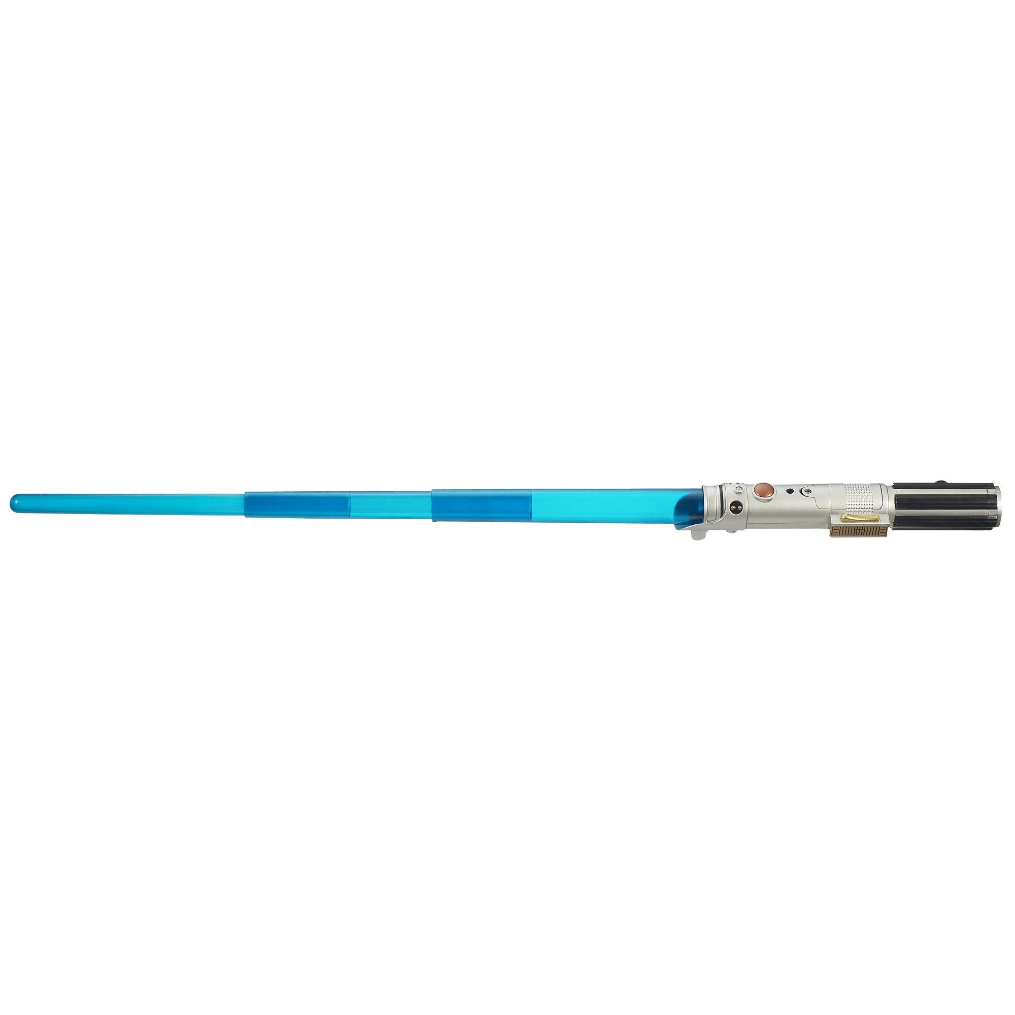 Star Wars Force Tech Anakin Skywalker Electronic Lightsaber Toy