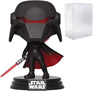 Funko Star Wars: Jedi Fallen Order - Second Sister Inquisitor Pop! Vinyl Figure (Includes Compatible Pop Box Protector Case)