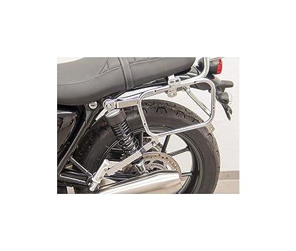 Triumph 900 Street twin-16/17- soporte maletas Dilatador ...
