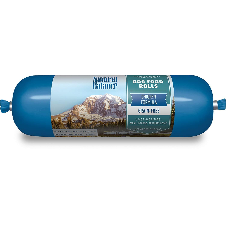 Natural Balance Dog Food Rolls by Natural Balance
