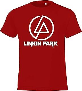 TRVPPY Kinder T-Shirt Modell Linkin Park 2' Gr. 2-12 Jahre in vielen Farben