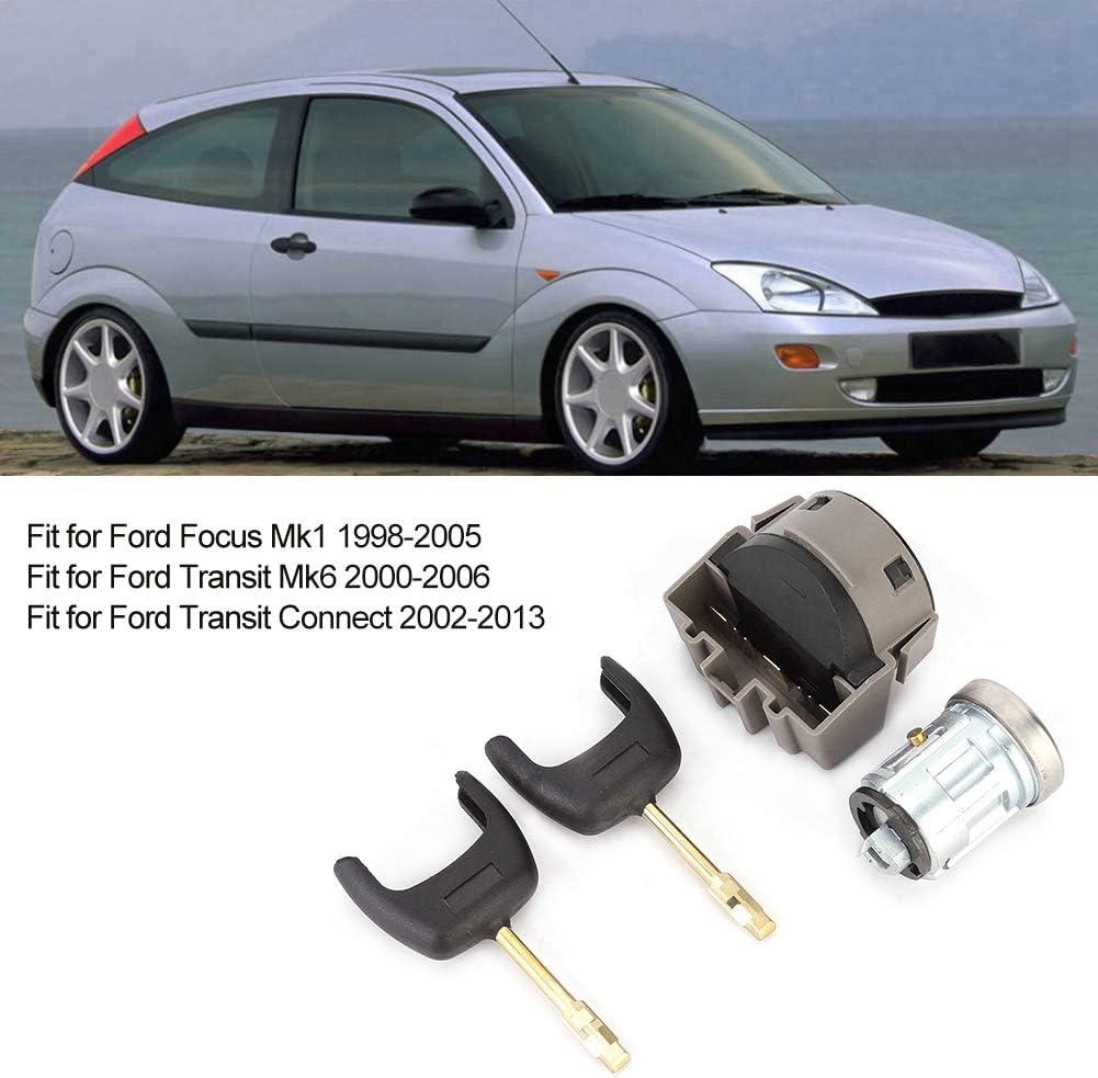 With 2 Keys Focus MK1 1998-2005 Barrel Transit Parts Ignition Switch /& Lock