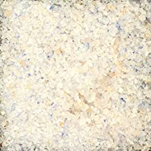 The Spice Lab No. 42 - Persian Blue Diamond Salt - Coarse - Gluten-Free Non-GMO All Natural Premium Gourmet Salt - 4 oz Resealable Bag