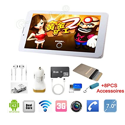 g-anica ® Tablet 7 Pulgadas (17, 78 cm) Phablet - Smartphone ...