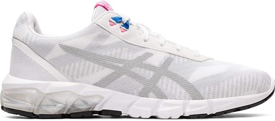 Asics Gel-Quantum 90 - Gel para mujer (2 W), color blanco y negro: Amazon.es: Zapatos y complementos