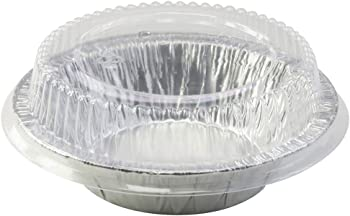 Safca 5 Inches Aluminum Tart Pan