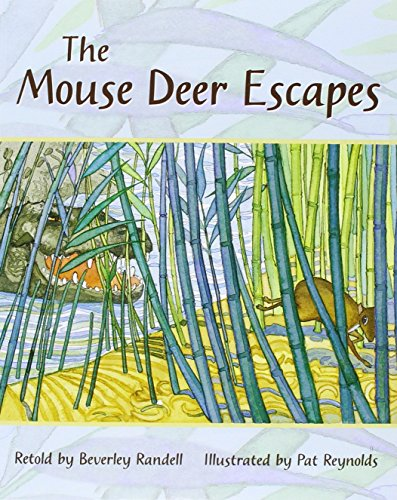 Rigby PM Plus: Individual Student Edition Turquoise (Levels 17-18) The Mouse Deer Escapes
