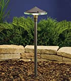 Cheap Kichler 15317AZT Path & Spread 1-Light 12V, Textured Architectural Bronze