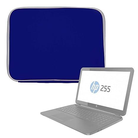 DURAGADGET Funda De Neopreno Azul para Portátil HP Notebook 15-bw068ns: Amazon.es: Electrónica