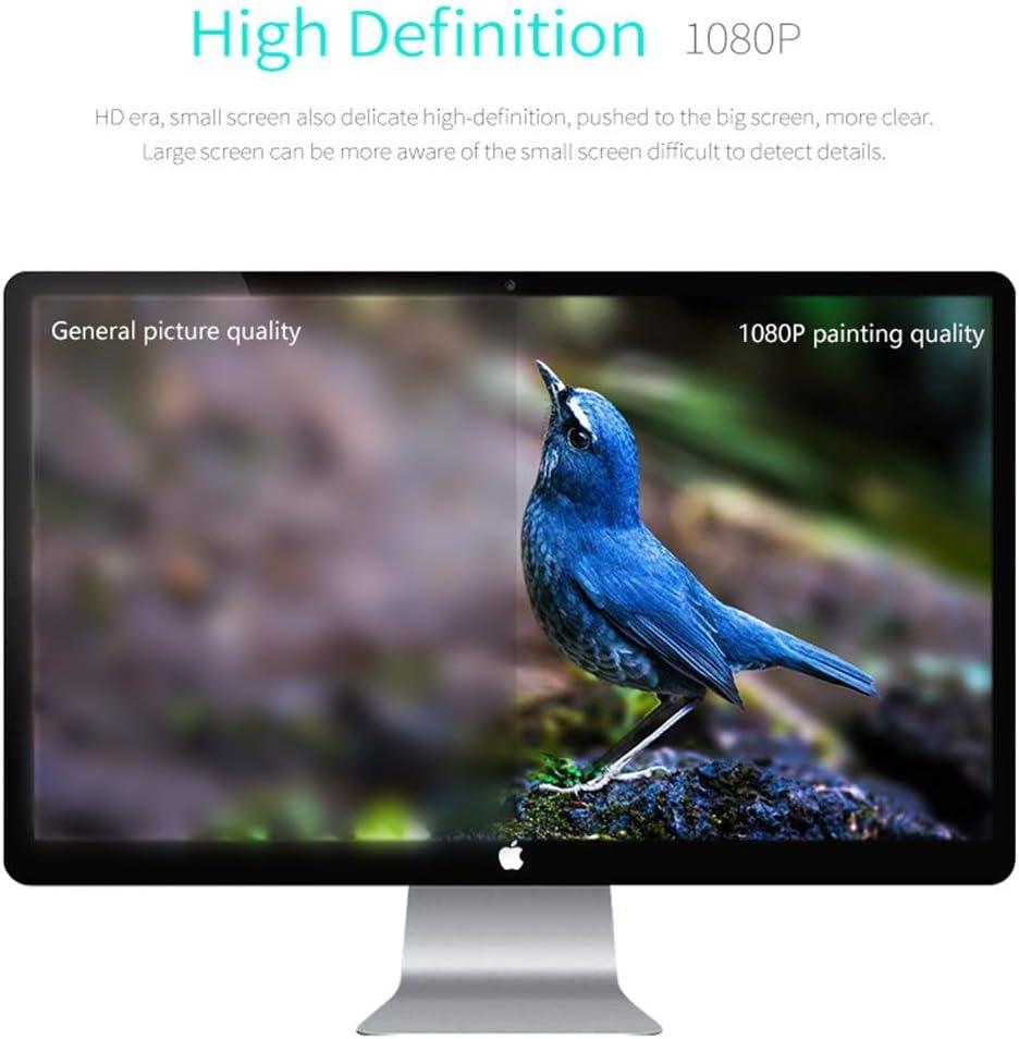 MiraScreen - Cable HDMI para Tablet Android a TV, 1080P para Pantallas de proyectores de TV, transmisión de Audio y vídeo simultáneamente por Bluetooth 4.0, Plug and Play: Amazon.es: Electrónica