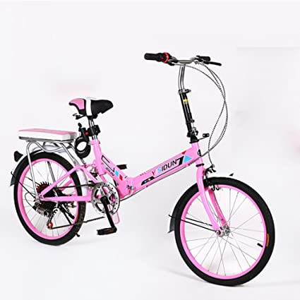 Bicicleta plegable bambina