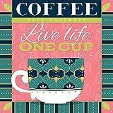 2018 Coffee Wall Calendar