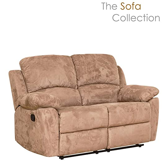 Sofa Collection - Sofá Dos plazas reclinable de la colección ...
