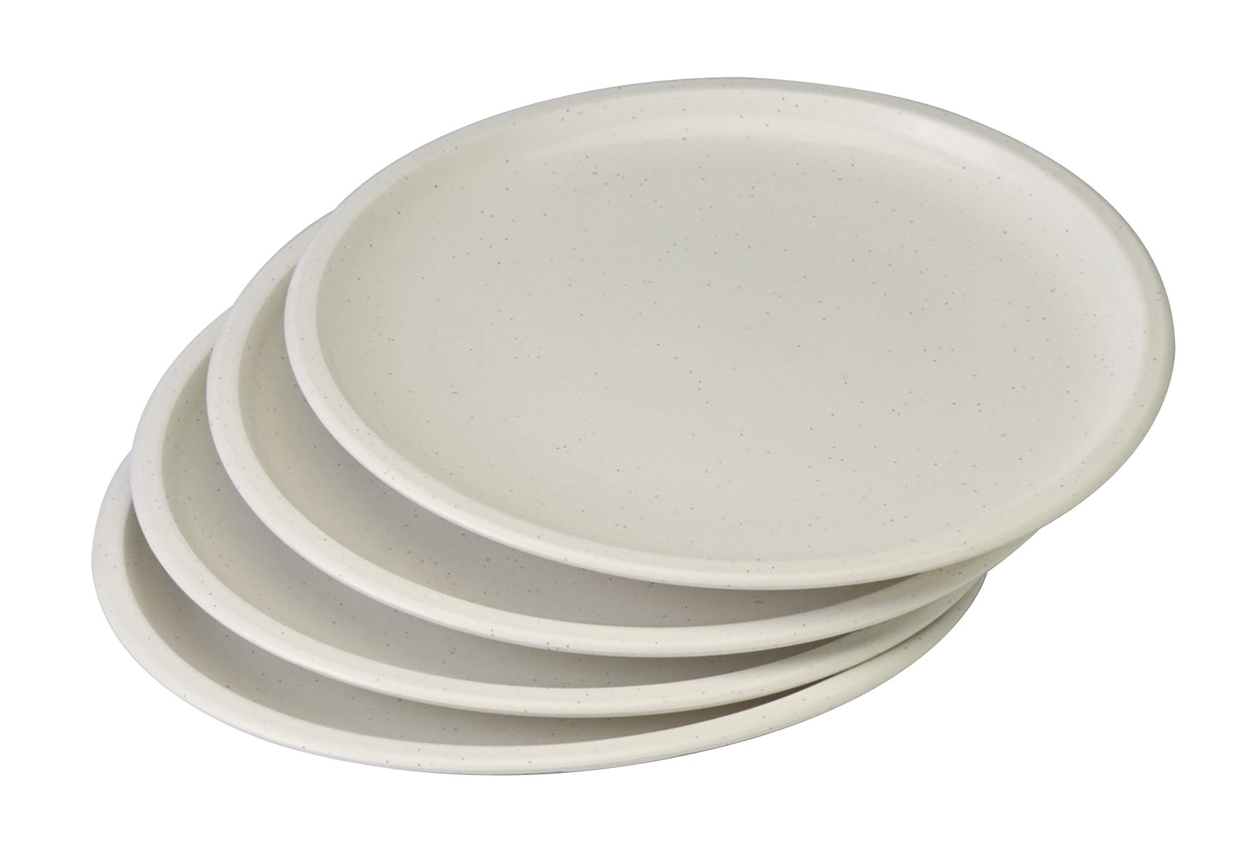 Prep Solutions by Progressive Microwavable Plates - Set of 4 by Progressive
