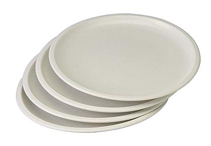 Prep Solutions by Progressive Microwavable Plates - Set of 4  sc 1 st  Amazon.com & Amazon.com: Prep Solutions by Progressive Microwavable Plates - Set ...