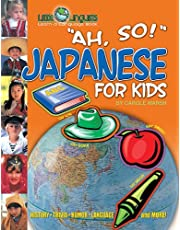 AH SO JAPANESE FOR KIDS (Little Linguists)