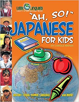 Ah, So! Japanese For Kids (Little Linguist) (English And Japanese Edition) Downloads Torrent