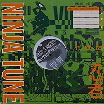 Funki Porcini - King Ashabanapal - Ninja Tune: Funki Porcini ...