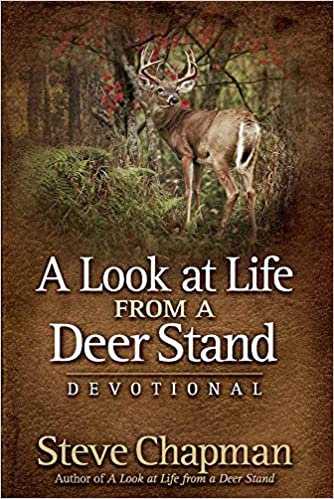 A Look at Life from a Deer Stand Devotional Hardcover best gifts for hunters